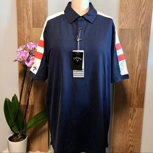 *NEW W/ TAGS* Men's M Callaway Golf Polo